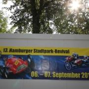 Plakat Hamburger Stadtpark Motorevival 2014