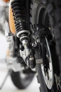 Scrambler 1100 Hinterradbremse