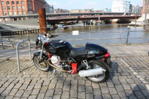 Moto Guzzi V11 Sport Originalzustand