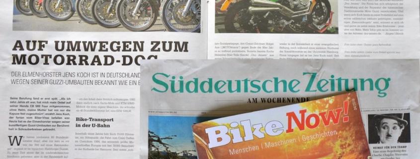 Bike-Now! Artikel