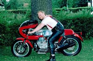 1991-Große Liebe Moto Guzzi LM2