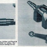 Kurbelwelle Moto Guzzi V7