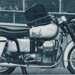 Moto Guzzi V7 von 1966