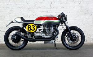 Doc Jensen Classic Cafe-Racer