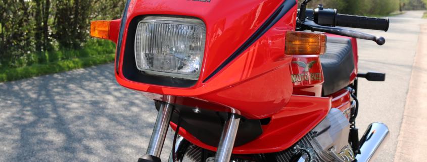 Moto Guzzi Le Mans 3 Restauration