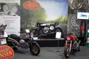 Custombikes Doc Jensen Guzzi HMT
