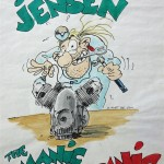 1998_ Aue-Zeichung erstes Logo der Firma Doc Jensen