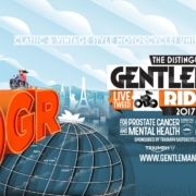 Distinguished Gentleman`s Ride 2017
