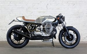 Doc Jensen Retro Cafe-Racer