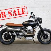 Moto Guzzi Scrambler for sale