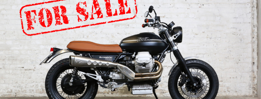 Moto Guzzi Scrambler for sale