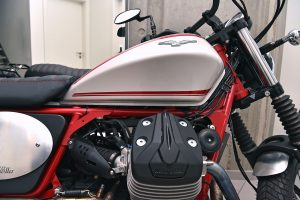 Moto Guzzi Customizing V7 Stornello