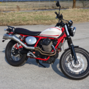 MOTO GUZZI V7 Stornello Customizing