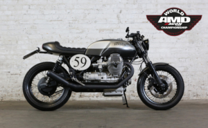 ADM Competitor Doc Jensen Cafe Racer
