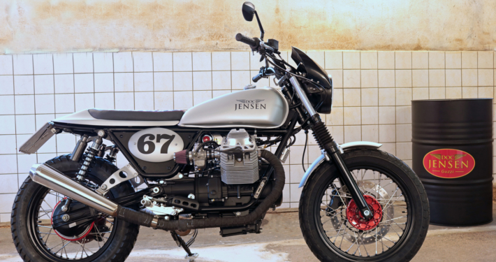 Moto Guzzi Flat Tracker