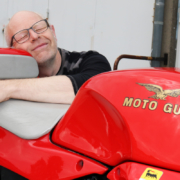 2021 Moto Guzzi Jubiläum