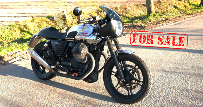 Moto Guzzi V7 for sale
