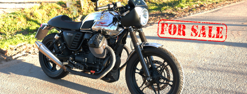 Moto Guzzi V7 for sale