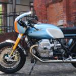Moto Guzzi Cafe Racer Centenario