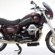 Moto Guzzi California EV by Doc Jensen